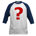 56 Question Baseball Jersey