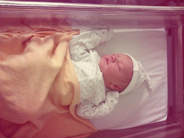 Introducing Lyra Josephine born 17/04/14