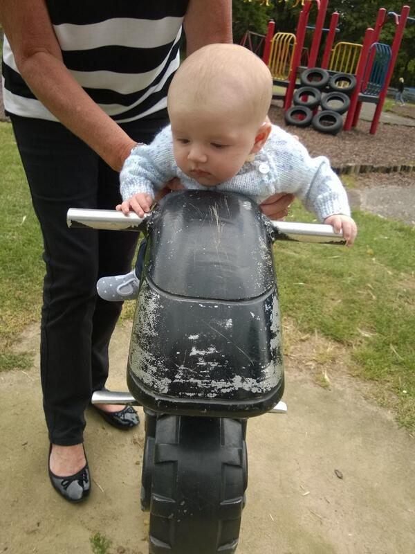 Our little biker girl! http://t.co/lRaGb5l1ky